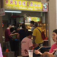 Photo taken at Taman Jurong Market & Food Centre by Chris T. on 12/4/2016