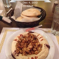 Photo taken at Olivia Mediterranean Grill by Heatherly L. on 12/5/2013