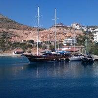 9/9/2013 tarihinde Caner Deredam C.ziyaretçi tarafından Datça Yat Limanı'de çekilen fotoğraf