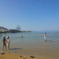 Photo taken at Eğirdir Plaj by serrr... on 8/16/2014