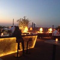 9/10/2014 tarihinde Esra Z.ziyaretçi tarafından Mixo Terrace'de çekilen fotoğraf