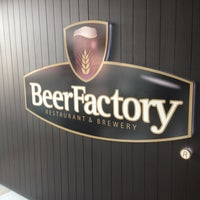Photo taken at Beer Factory by Javo V. on 4/6/2013