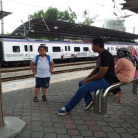 Photo taken at KTM Line - Subang Jaya Station (KD09) by Azura S. on 12/11/2012