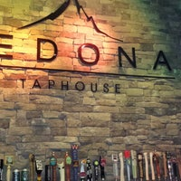 Photo taken at Sedona Taphouse by Ian N. on 10/7/2013