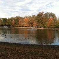 รูปภาพถ่ายที่ Saddle River County Park - Wild Duck Pond โดย Amanda S. เมื่อ 10/22/2013