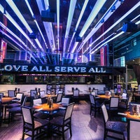 Photo taken at Hard Rock Cafe Santiago by Hard Rock Cafe Santiago on 1/7/2014