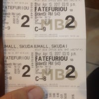 Photo taken at MBO Cinemas by Ahmad Firdaus A. on 4/13/2017