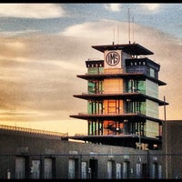 Photo taken at Indianapolis Motor Speedway by Kate on 10/11/2012