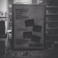 1/3/2014 tarihinde fernando p.ziyaretçi tarafından Centre Cívic Urgell'de çekilen fotoğraf