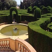 Photo prise au Parc del Laberint d'Horta par fernando p. le7/7/2013
