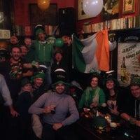 Photo taken at Na-nOg Irish Pub by Veljko M. on 3/17/2016