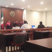 Photo taken at Tribunal De Lo Contencioso Administrativo Del Estado De Tabasco by Karla Alejandra L. on 7/8/2014