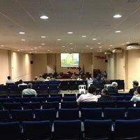 Photo taken at FMU - Campus Liberdade by Eduardo H. on 4/25/2013