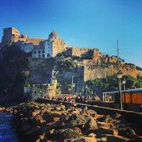 Foto scattata a Castello Aragonese da Alfonsina il 12/31/2012