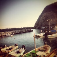 Foto scattata a Spiaggia di Sant'Angelo da Alfonsina il 1/3/2013