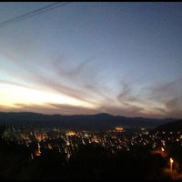 Photo taken at Colonia del Maestro by David J. on 12/12/2012