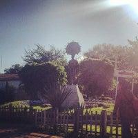 Photo taken at Cuilapam de Guerrero by David J. on 10/14/2012