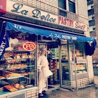 Photo taken at La Delice Pastry Shop by Joe S. on 8/13/2013