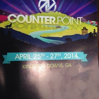 Photo taken at CounterPoint Music Festival by Joe S. on 4/27/2014