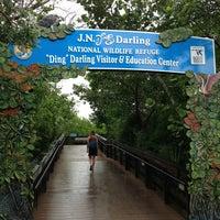"Photo taken at J.N. ""Ding"" Darling National Wildlife Refuge by Joe S. on 7/14/2013"