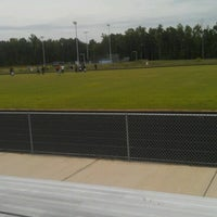 Photo taken at Warhill High School by Krazy k. on 9/16/2012