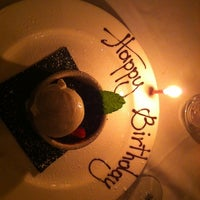Photo taken at Pampas Argentine Steakhouse by Jinah on 11/18/2012