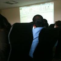 Photo taken at SinerGEO by Raquel on 10/29/2012