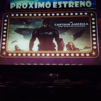 Photo taken at Cinema Teatro Palacio by Lilette J. on 5/26/2014