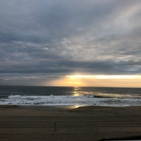 Photo taken at Ocean City, MD by Rach E. on 11/16/2017