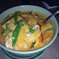 Photo taken at Restaurant Thaïlande by Vanessa on 10/9/2013