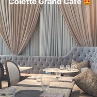 Photo taken at Colette Grand Café by Ariana V. on 5/3/2017