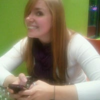 Photo taken at Josie's Frozen Yogurt by Elena R. on 10/22/2012