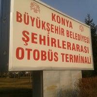 1/14/2013 tarihinde Büşra S.ziyaretçi tarafından Konya Şehirler Arası Otobüs Terminali'de çekilen fotoğraf