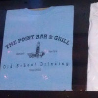 Photo taken at The Point Bar & Grill by Regina O. on 6/17/2013
