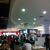 Photo taken at Macquarie Centre Food Court by Gregory on 1/20/2013