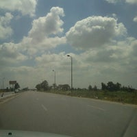 Photo taken at Cairo - Alexandria Agricultural Road | طريق القاهرة - الإسكندرية الزراعي by Mark A. on 4/10/2013