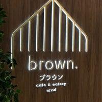 Foto scattata a Brown Café da Missy M. il 9/14/2018