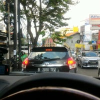 Photo taken at Jalan H.nawi raya by Dony Y. on 7/27/2016
