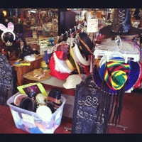 Photo taken at Lifelong Thrift Store by Beautiful Existence on 10/25/2012