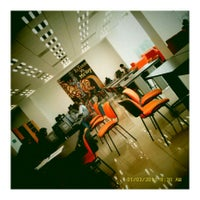 Photo taken at Biblioteca Central Universitaria by Crizzshuffle V. on 3/1/2013