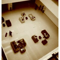 Photo taken at Biblioteca Central Universitaria by Crizzshuffle V. on 11/13/2012
