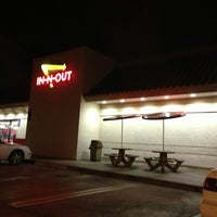 Photo taken at In-N-Out Burger by Jonah D. on 2/11/2013