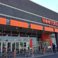 Photo taken at Hooters by Martin B. on 5/10/2013