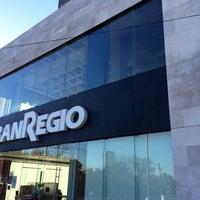 Photo taken at Banregio by Rick G. on 1/16/2014