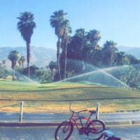 Photo taken at Palm Springs, CA by Abdulrahman K. on 7/12/2017