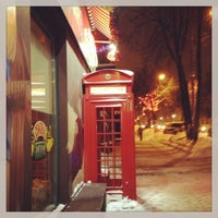 Photo taken at Central Perk by Константин З. on 3/17/2013