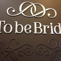 Photo taken at To Be Bride by Victoria P. on 4/24/2013