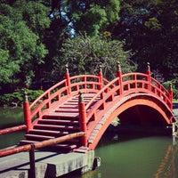 Foto tirada no(a) Jardín Japonés por Pía A. em 2/17/2013