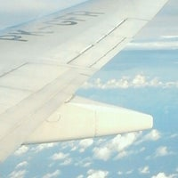 Photo taken at Garuda Indonesia Airlines by Cut A. on 1/6/2014