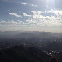 Photo taken at Sunrise Peak by Sara F. on 11/17/2013